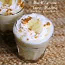 Biscoff Banana Cream Pudding