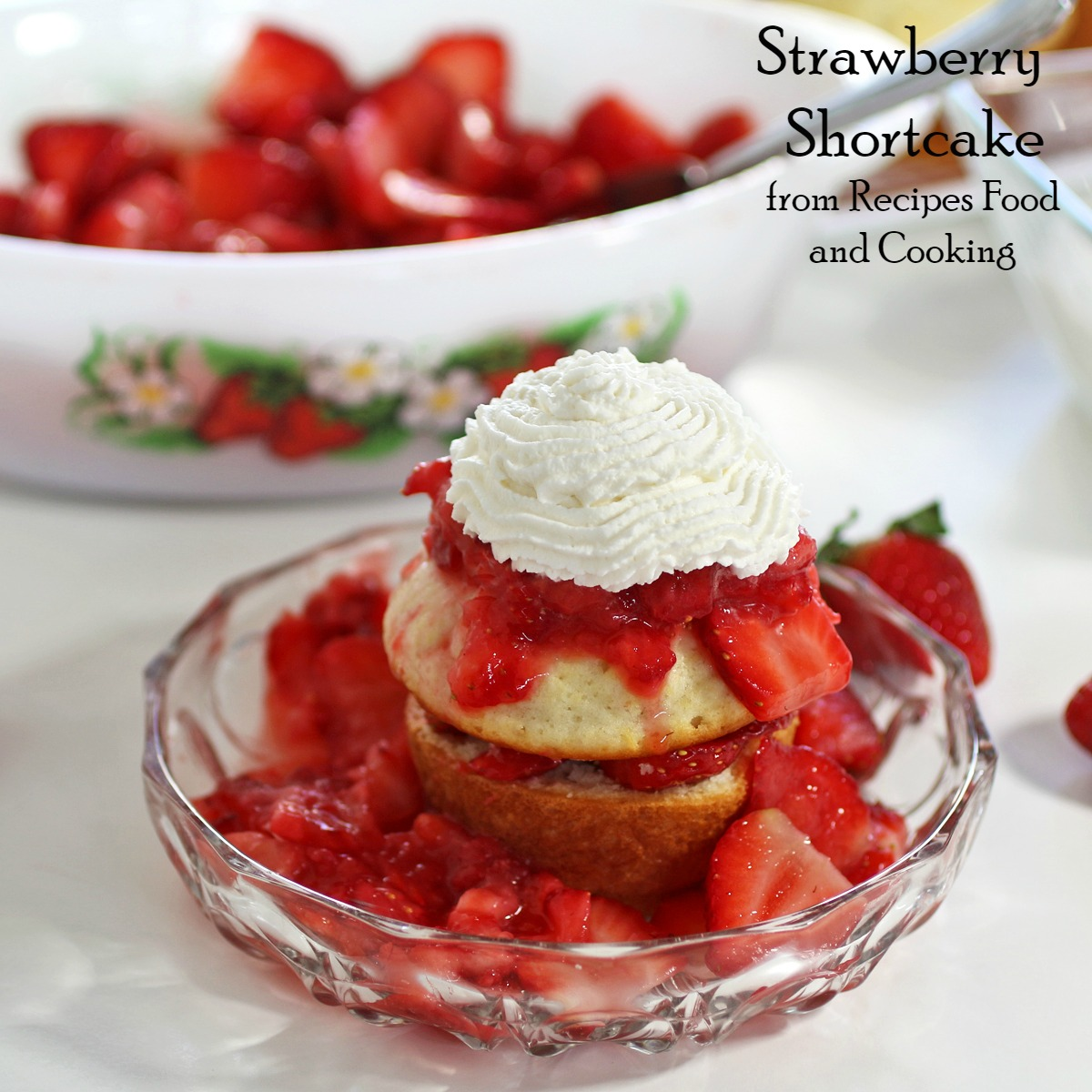 Strawberry Cake In Stores