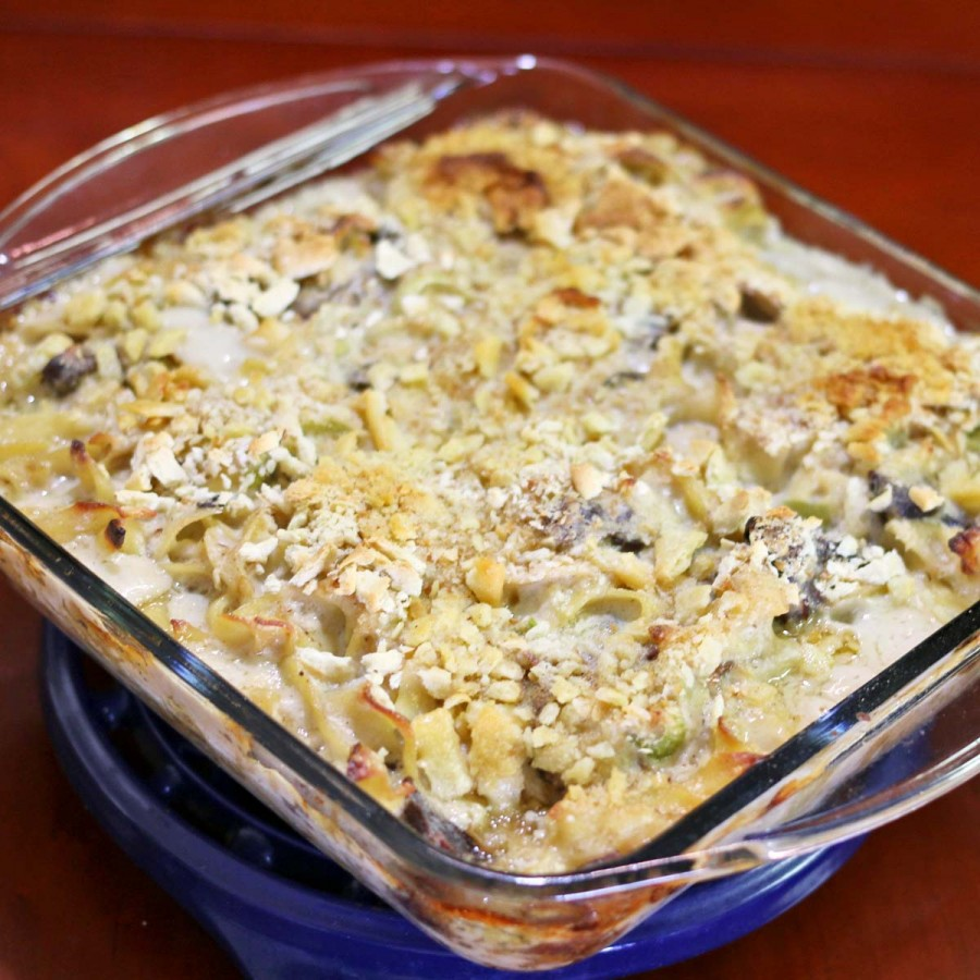 Beef Stroganoff Casserole - Recipes Food and Cooking