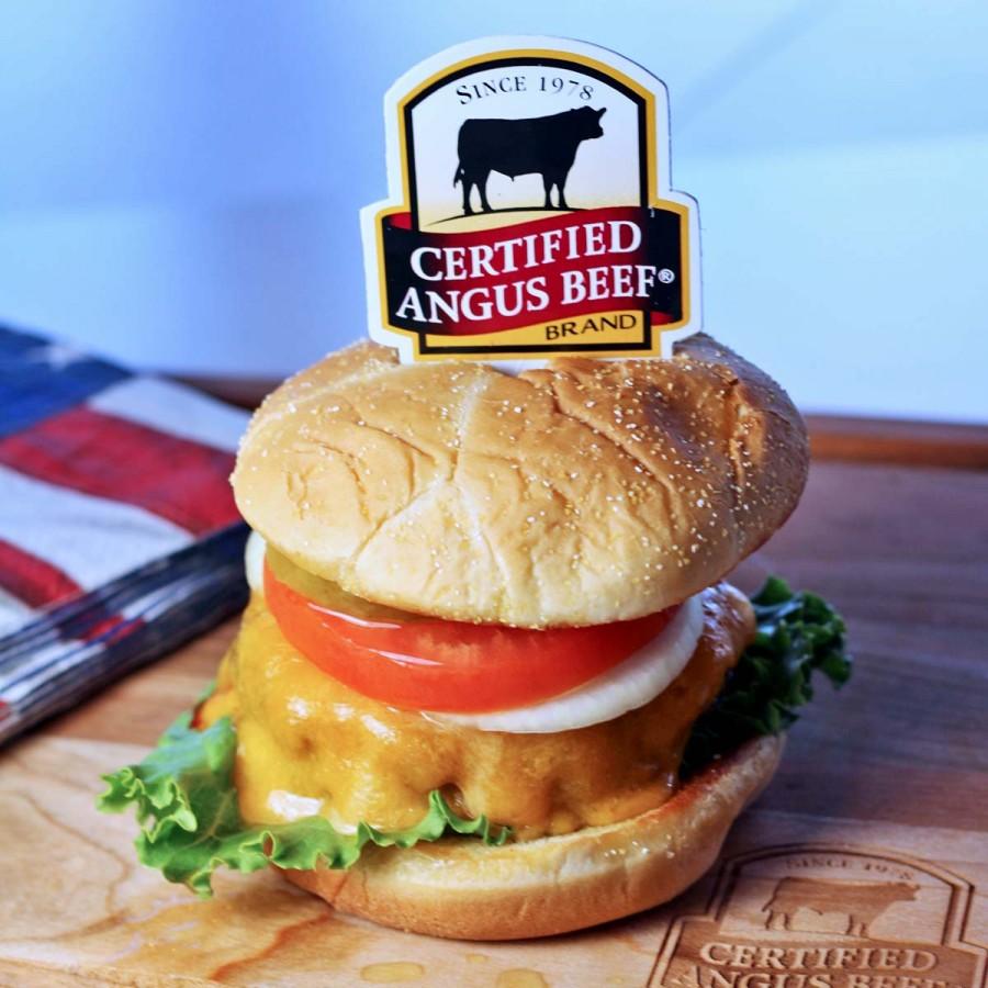 Double Stuffed Cheeseburger
