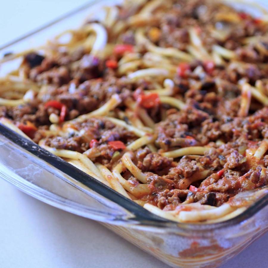 Spaghetti PieSpaghetti Pie