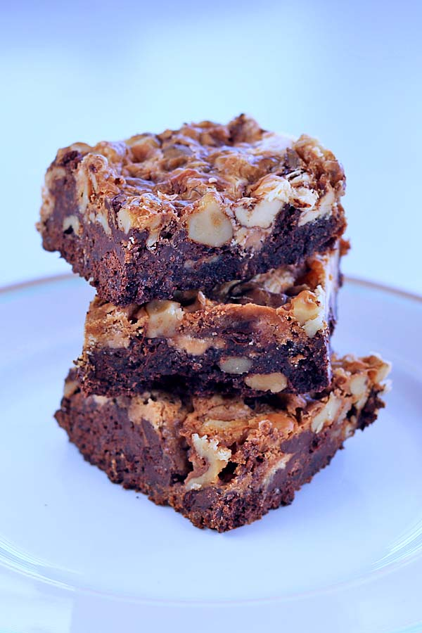 Almost Candy Bar Cookies