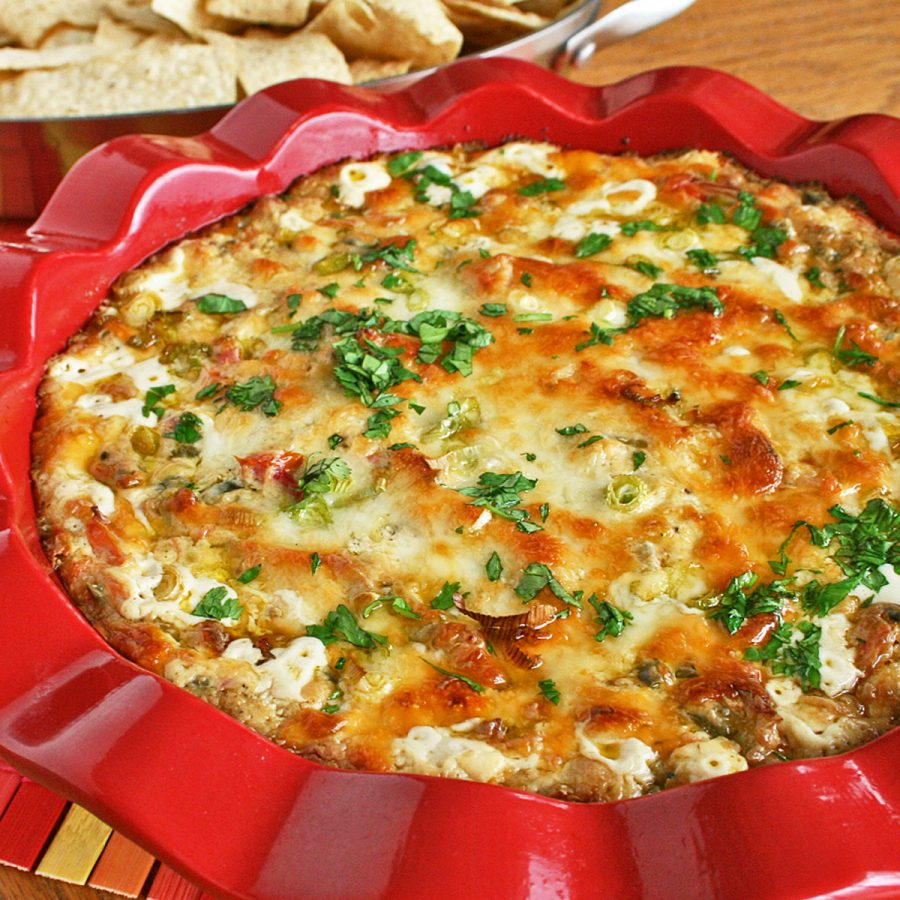 Mexican Pepper Dip