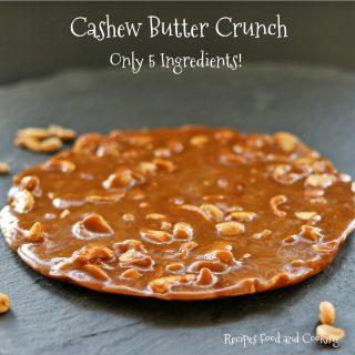 Pecan Butter Crunch