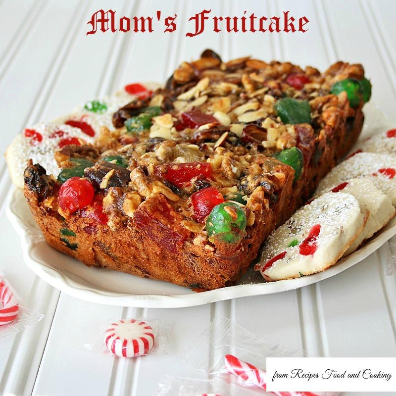 Mom's Fruitcake