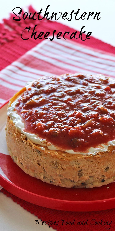 Southwestern Cheesecake