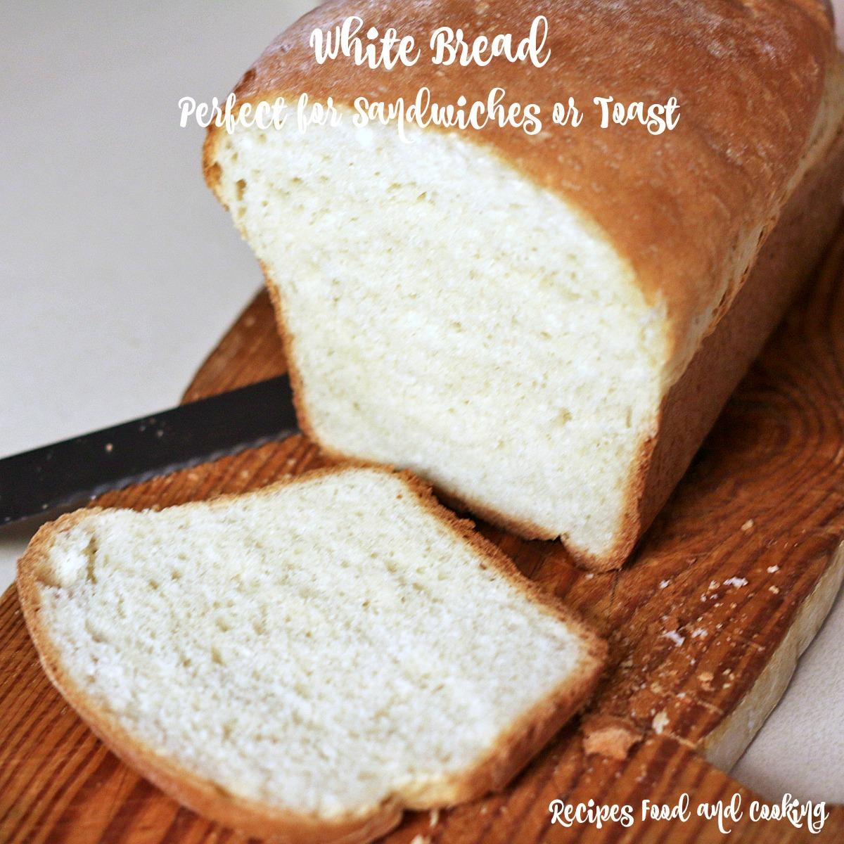 White Bread and Cinnamon Rolls