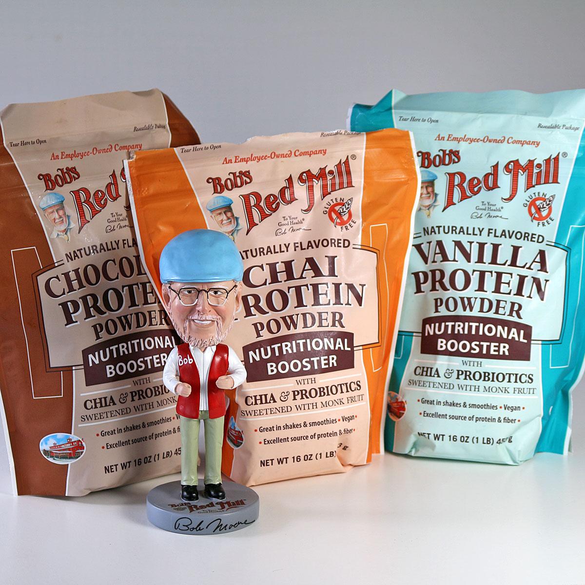 Chai Protein Bars