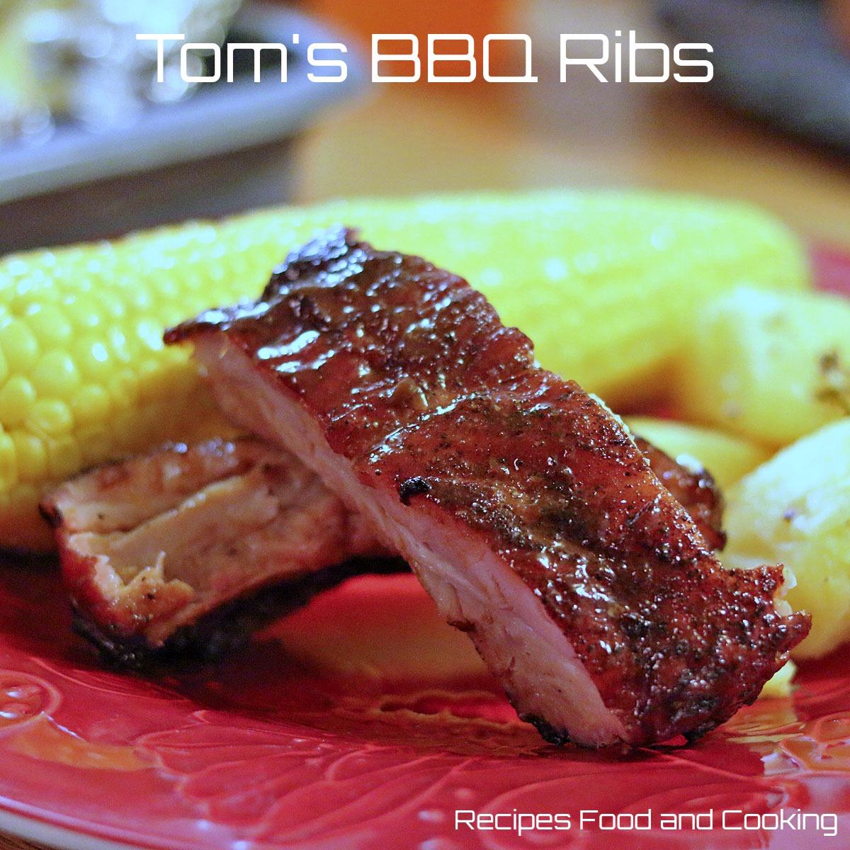 Tom's BBQ Ribs
