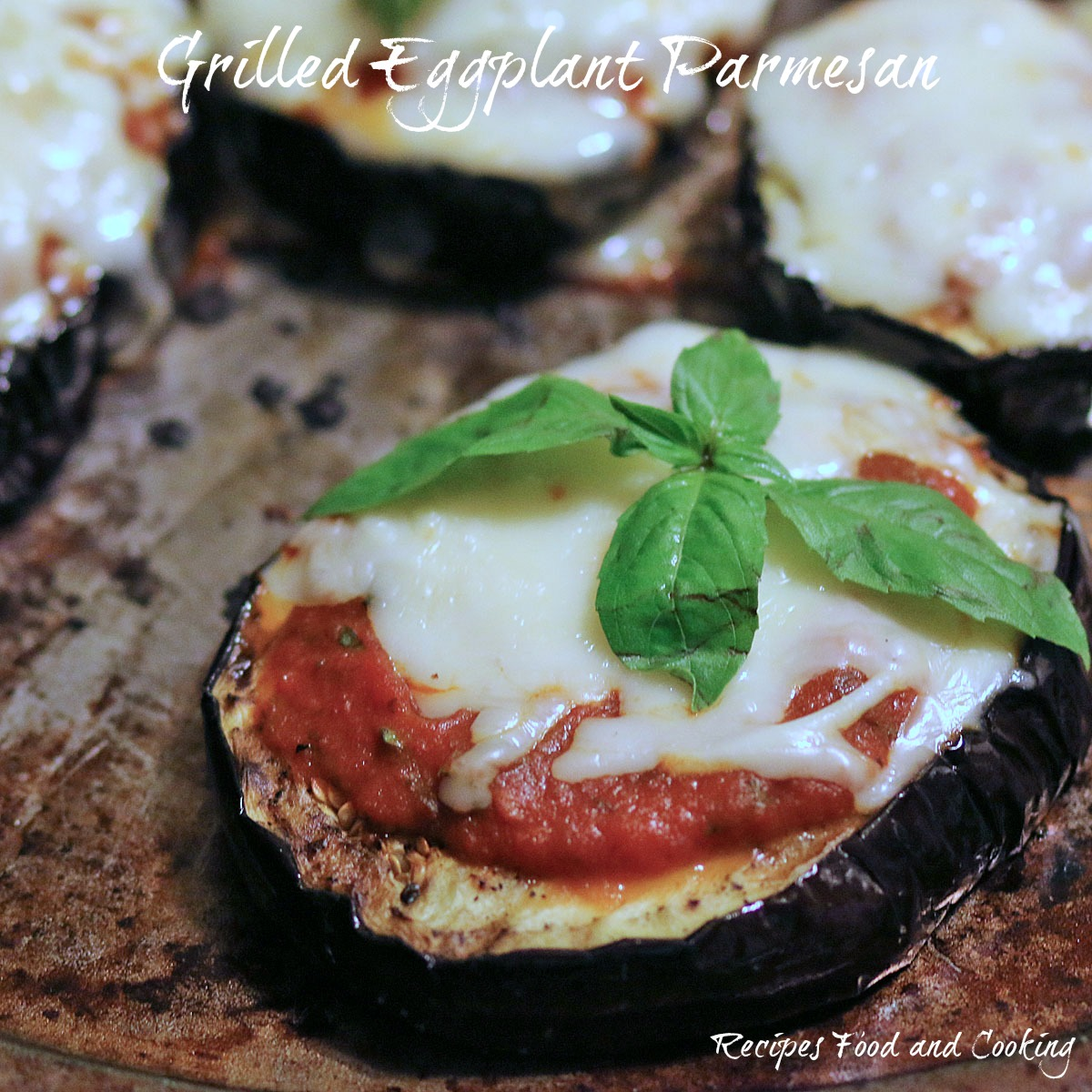 how to cook eggplant parmesan