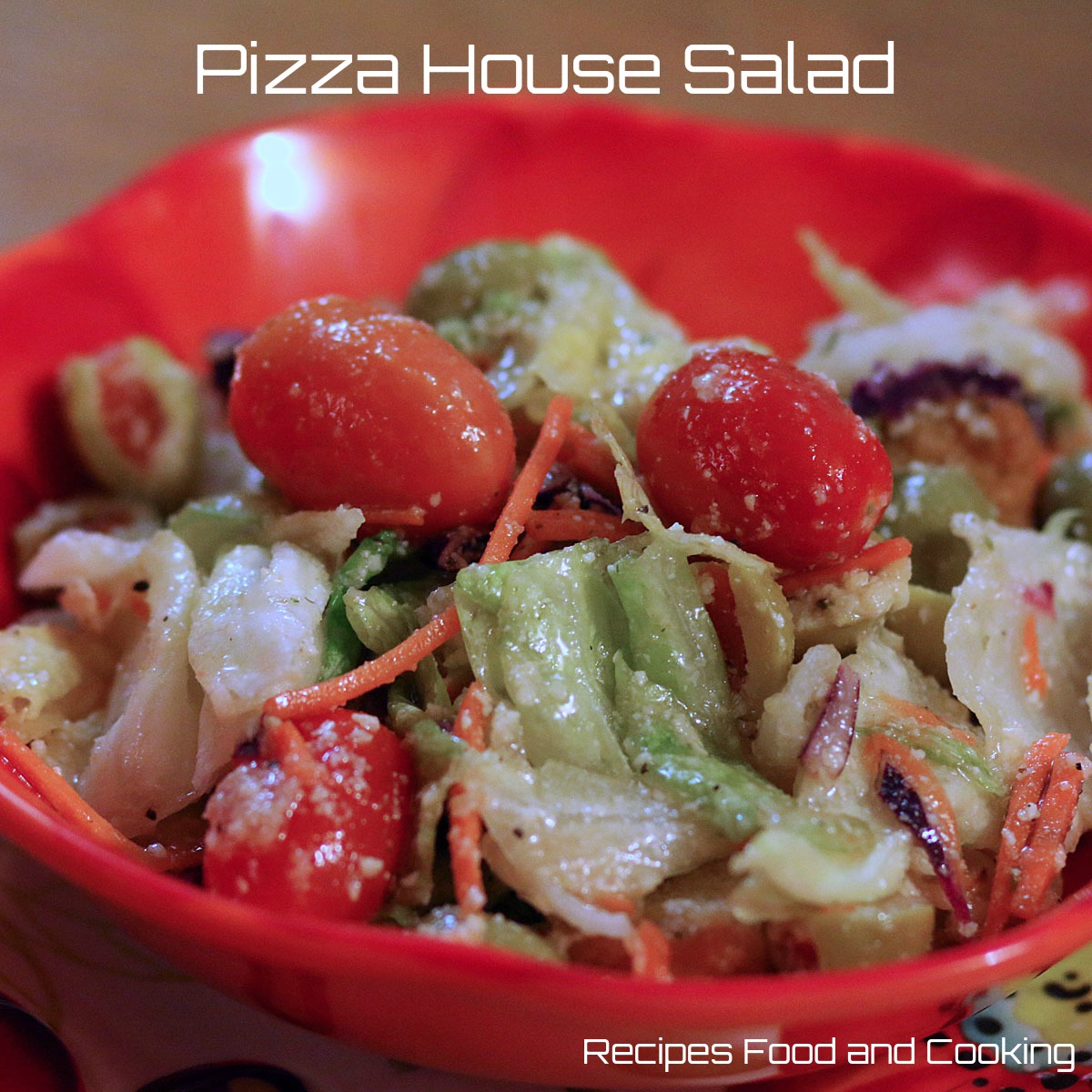 Pizza House Salad