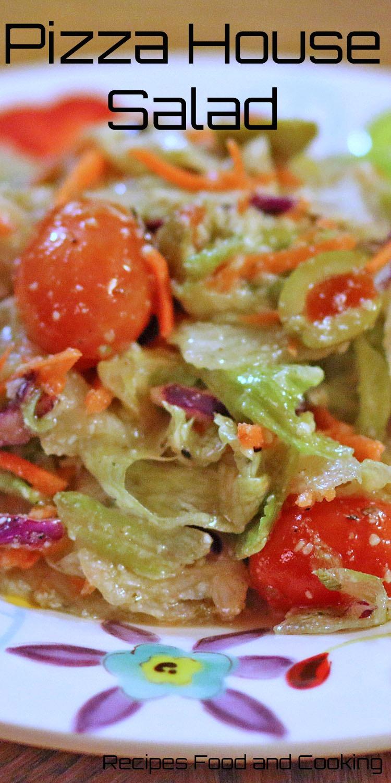 Pizza House Salad