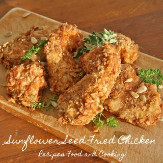 Sunflower Seed Fried Chicken