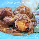 Cheese Stuffed Meatballs