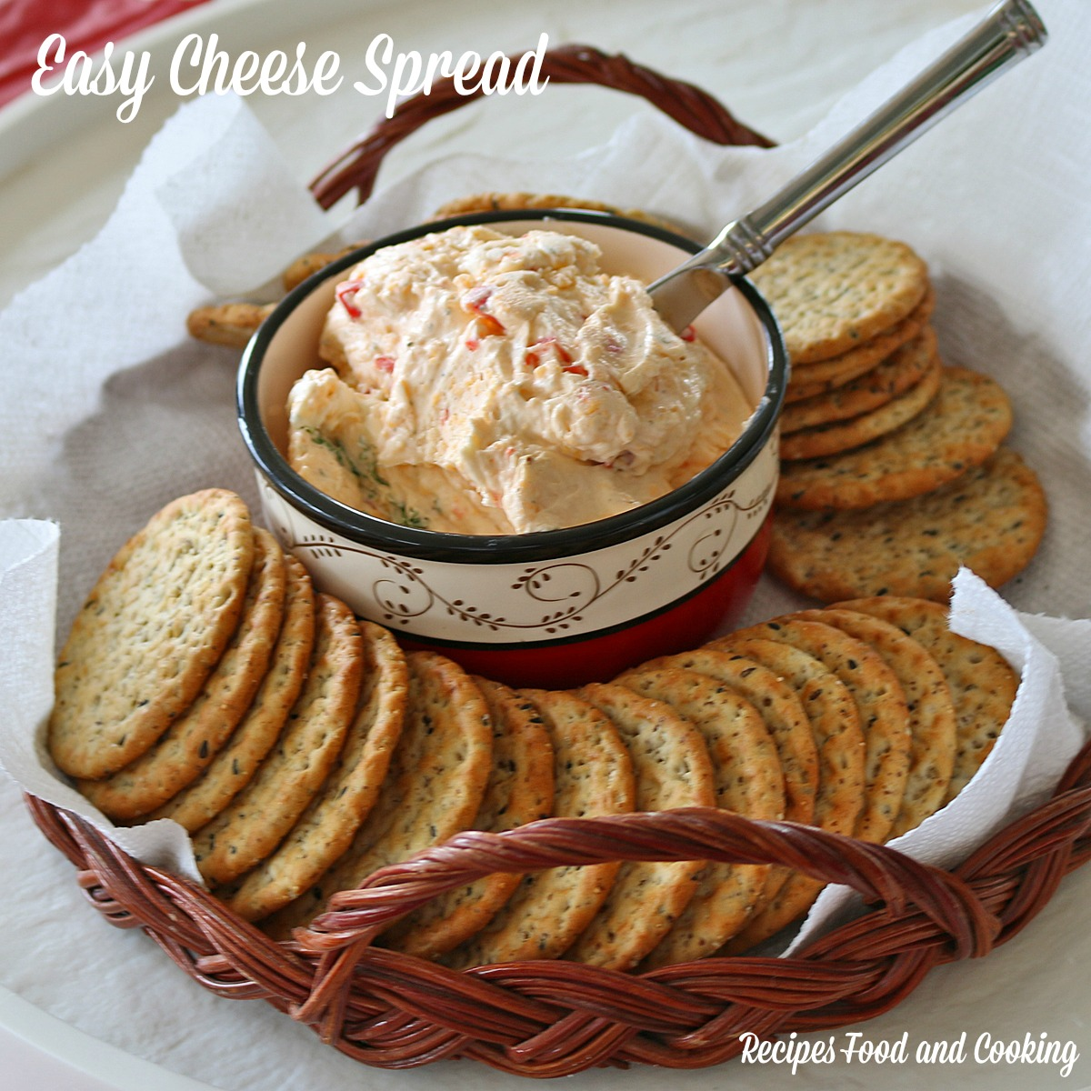 Easy Cheese Spread