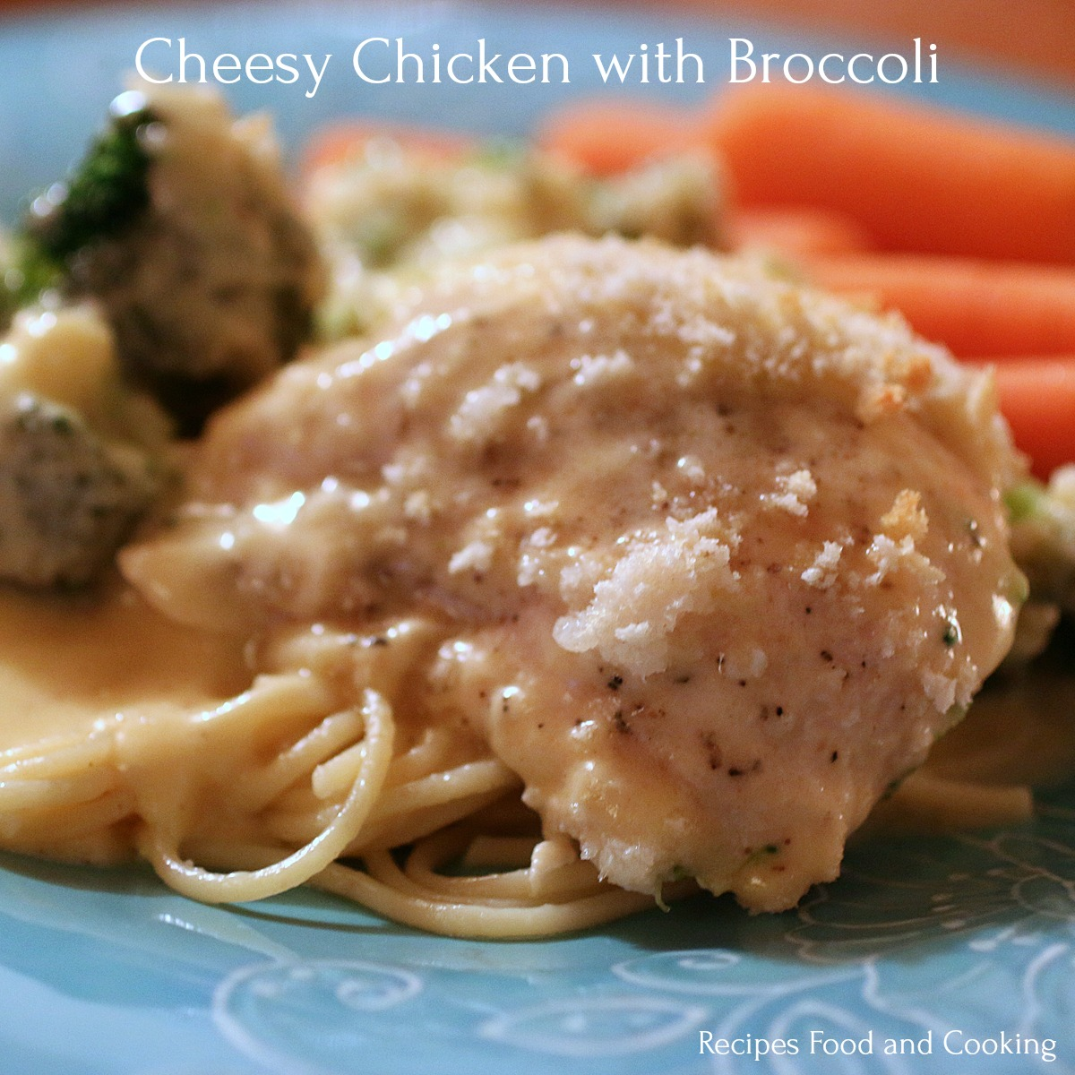 Cheesy Chicken with Broccoli