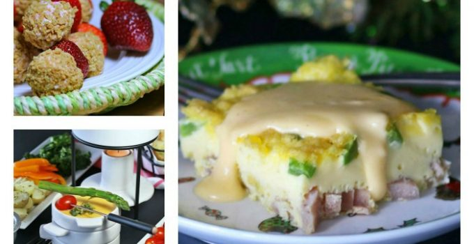 Favorite Christmas Breakfast or Brunch Recipes